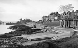 Kirn, The Promenade c.1955