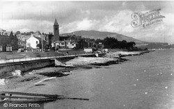 Kirn, The Promenade From The Pier c.1960