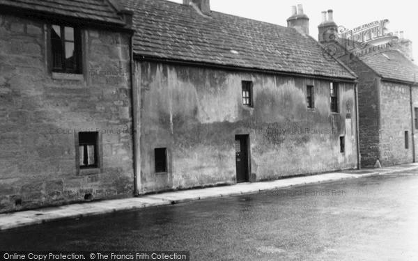 Photo of Kirriemuir, 9 & 11 Brechin Road, Birthplace Of Jm Barrie 1950