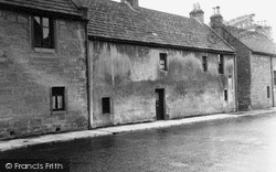 Kirriemuir, 9 & 11 Brechin Road, Birthplace Of Jm Barrie 1950
