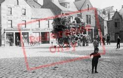 Basket Seller c.1890, Kirriemuir