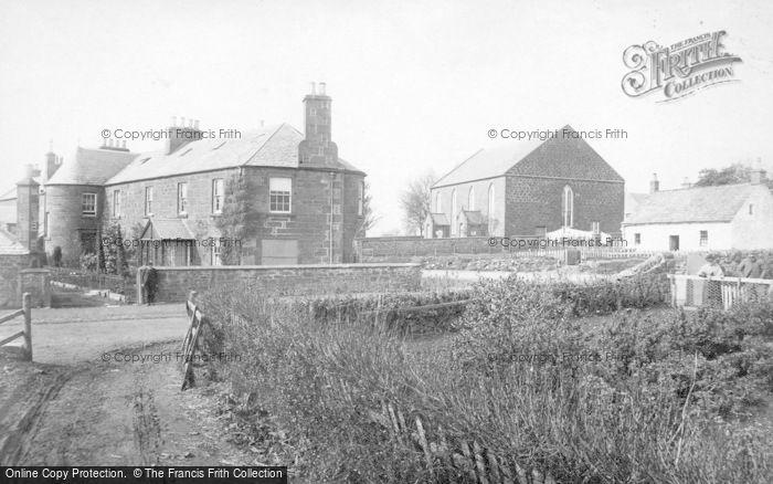 Photo of Kirriemuir, J M Barrie's Residence, Southmuir 1893