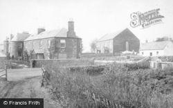 Kirriemuir, J M Barrie's Residence, Southmuir 1893