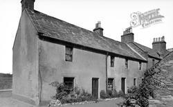 Sir James M Barrie's Birthplace c.1930, Kirriemuir