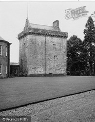 Bonshaw Tower 1951, Kirtlebridge