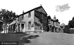 Langshaw House c.1960, Kirtlebridge