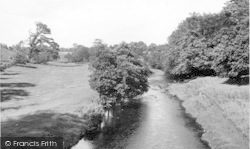 River Kirtle c.1960, Kirtlebridge