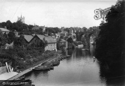 Knaresborough, 1911