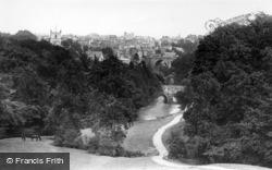 Knaresborough, Bilton Fields 1892