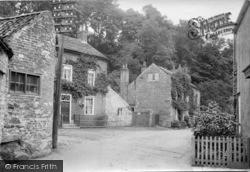 Knaresborough, Cottages 1914