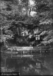 Knaresborough, Dropping Well 1888