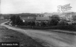 Knaresborough, From Leeds Road 1892