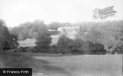 Knaresborough, Gawthorpe Hall 1906