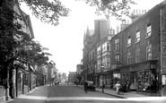 Knaresborough, High Street 1921