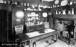 Knaresborough, Oak Room, Mother Shipton Inn 1911