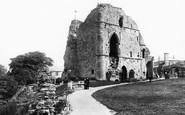 Knaresborough, the Castle 1892