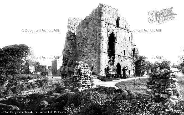 Knaresborough, Castle 1906