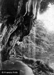 Knaresborough, The Dropping Well c.1873