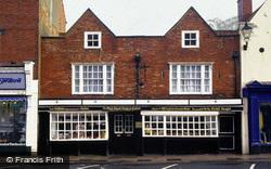 Knaresborough, The Oldest Chemist's Shop In The Uk c.1990