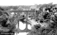 Knaresborough, the Town and the River 1888