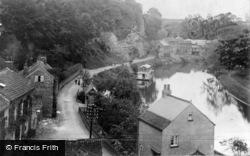 Knaresborough, View From Gallon Steps c.1900