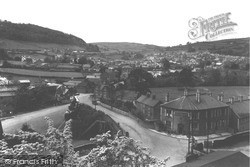 A General View c.1950, Knighton