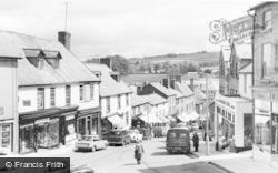 Knighton, Broad Street c.1965