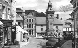 Knighton, High Street c.1965