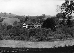 Knighton On Teme, Maes Court c.1950