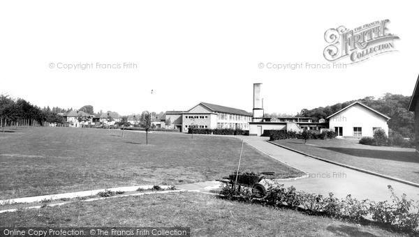 Knighton, Overdale School c1960