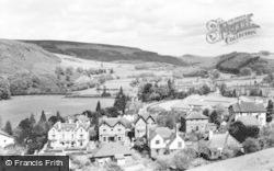Knighton, Teme Valley c.1965