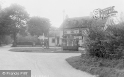 Knockholt, The Pound c.1955