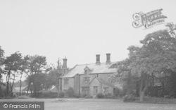Hackensall Hall c.1955, Knott End-on-Sea