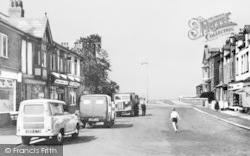 Lancaster Road c.1955, Knott End-on-Sea