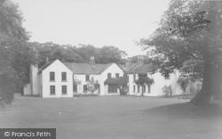 Parrox Hall c.1955, Knott End-on-Sea