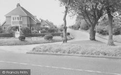 Pilling Lane c.1960, Knott End-on-Sea