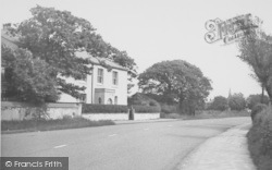 Preesall House c.1955, Knott End-on-Sea