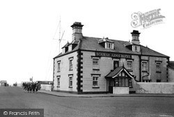 The Bourne Arms c.1950, Knott End-on-Sea