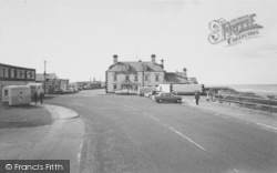 The Bourne Arms c.1965, Knott End-on-Sea