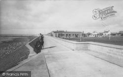 The Promenade c.1965, Knott End-on-Sea