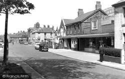 The Village c.1960, Knott End-on-Sea