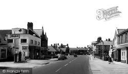 The Village c.1965, Knott End-on-Sea
