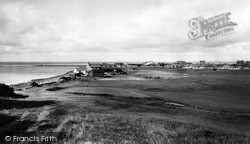 View From Golf Club c.1965, Knott End-on-Sea