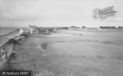 View From The Golf Club c.1965, Knott End-on-Sea