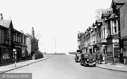 Wyre View c.1950, Knott End-on-Sea