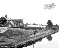 Modern School c.1955, Knottingley