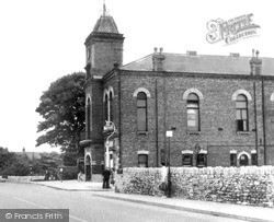 Town Hall c.1955, Knottingley