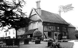 Knowle, Guild House c.1965