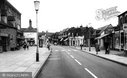 High Street c.1965, Knowle
