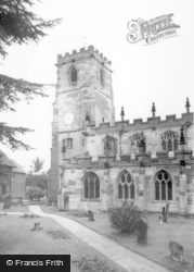 Knowle, St John The Baptist Church c.1965